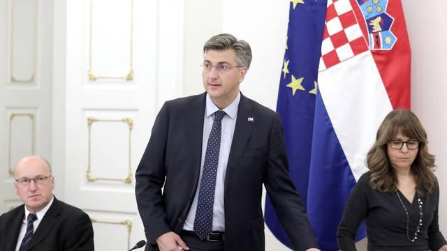 Zagreb: Vlada na današnjoj sjednici o prijedlogu Ovršnog zakona