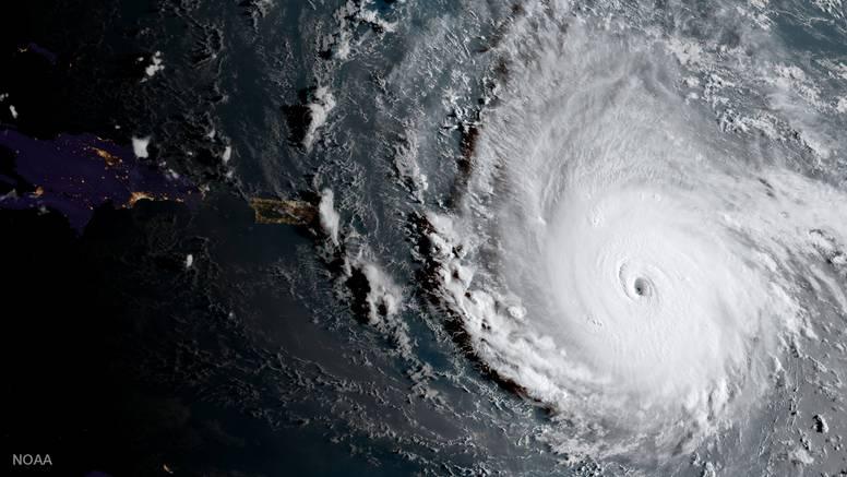 Nova studija: Slabe struje u Atlantskom oceanu signaliziraju velike vremenske promjene