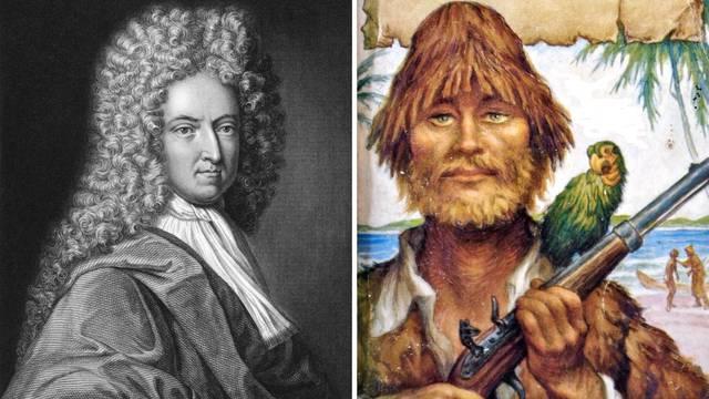 Mnogi vjeruju da je Defoelik Robinsona Crusoea utemeljio na čovjeku iz stvarnog života