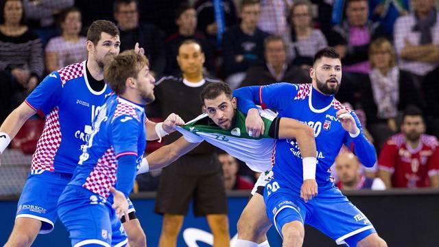 IHF WM - 2017 - Gruppe C - Kroatien vs. Saudi Arabien