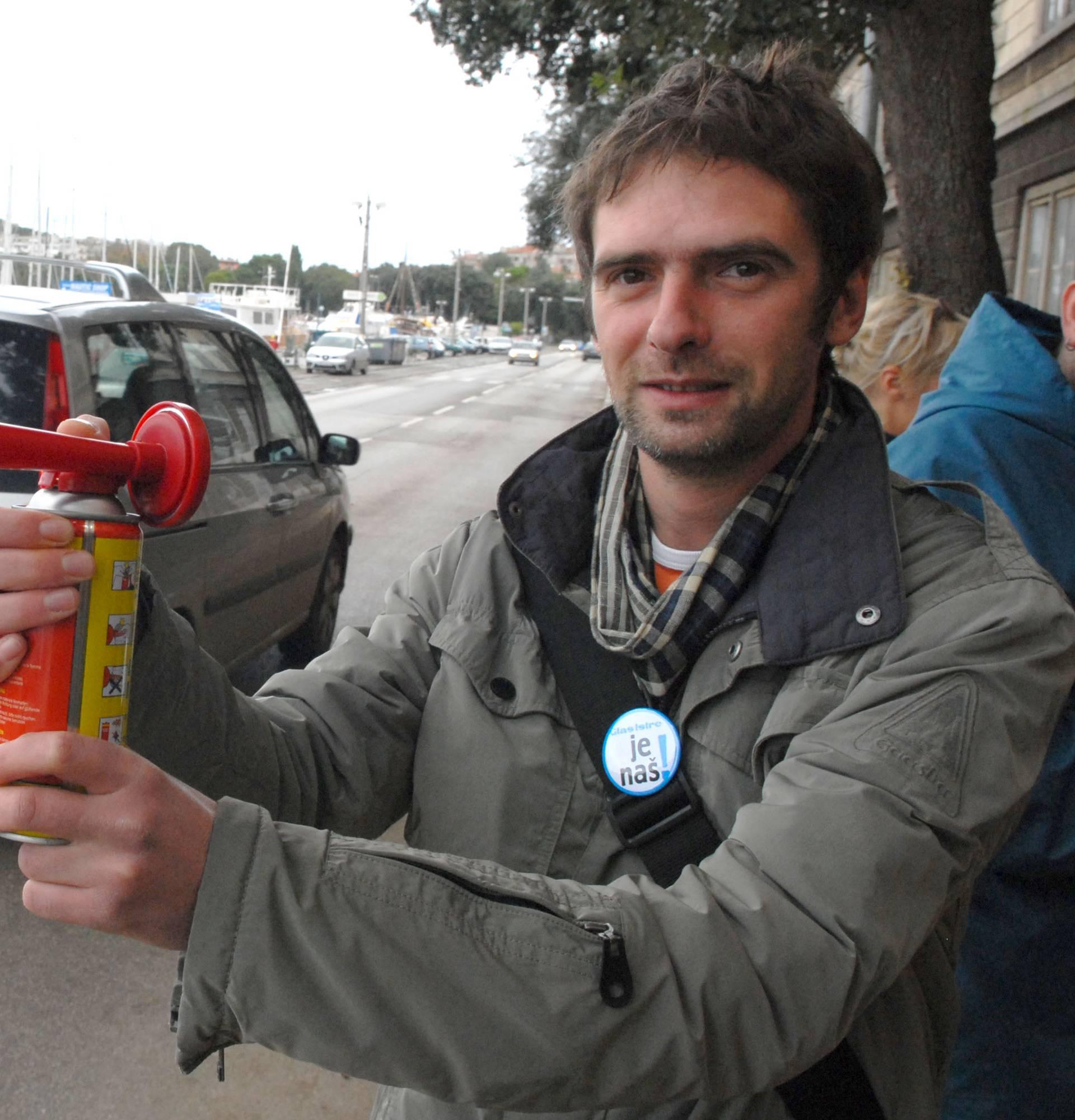 Strajk novinara Glas Istre se nastavlja