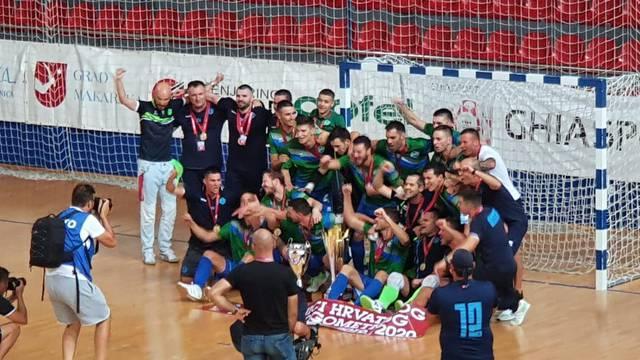 Olmissum osvojio titulu prvaka u sezoni u kojoj je ušao u ligu!