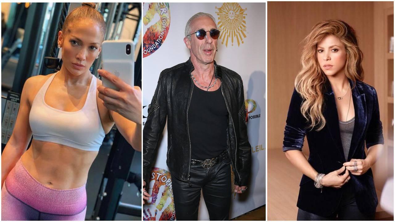 Slavni roker kritizirao Shakiru i J.Lo: Samo tresu stražnjicom