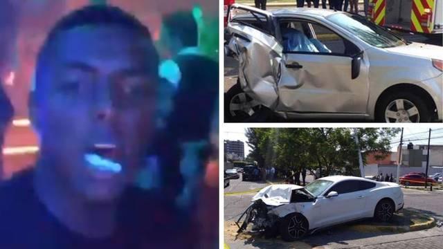 Nogometaš koji je autom ubio dvoje ljudi bio je alkoholiziran!
