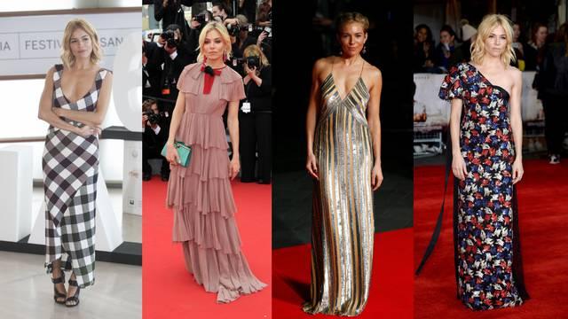 Inspiracija za izlazak: Sienna Miller ima odlične maksi haljine