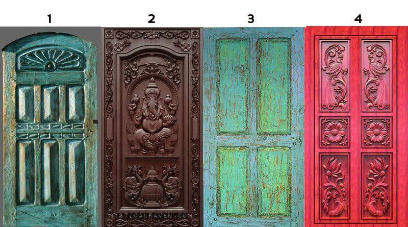 Otkrijte kakvi ste u dubini duše - koja vrata biste prvo otvorili?