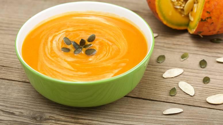 Super juha od bundeve ima tek 5 sastojaka, a lako se priprema