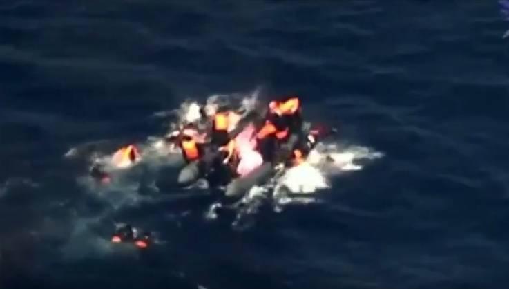 Planuo je čamac, spasioci su iz Mediterana spasili 34 migranta