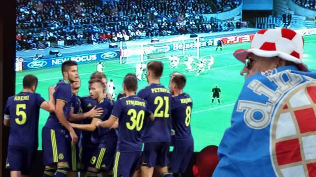 Evo gdje gledati Ferencvaros - Dinamo u borbi za playoff LP-a