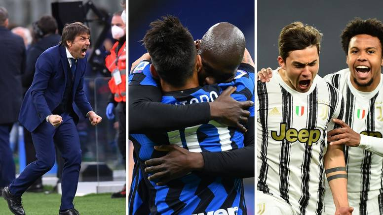Inter gazi i bez Hrvata, a Conte luduje! Dybala se vratio golom