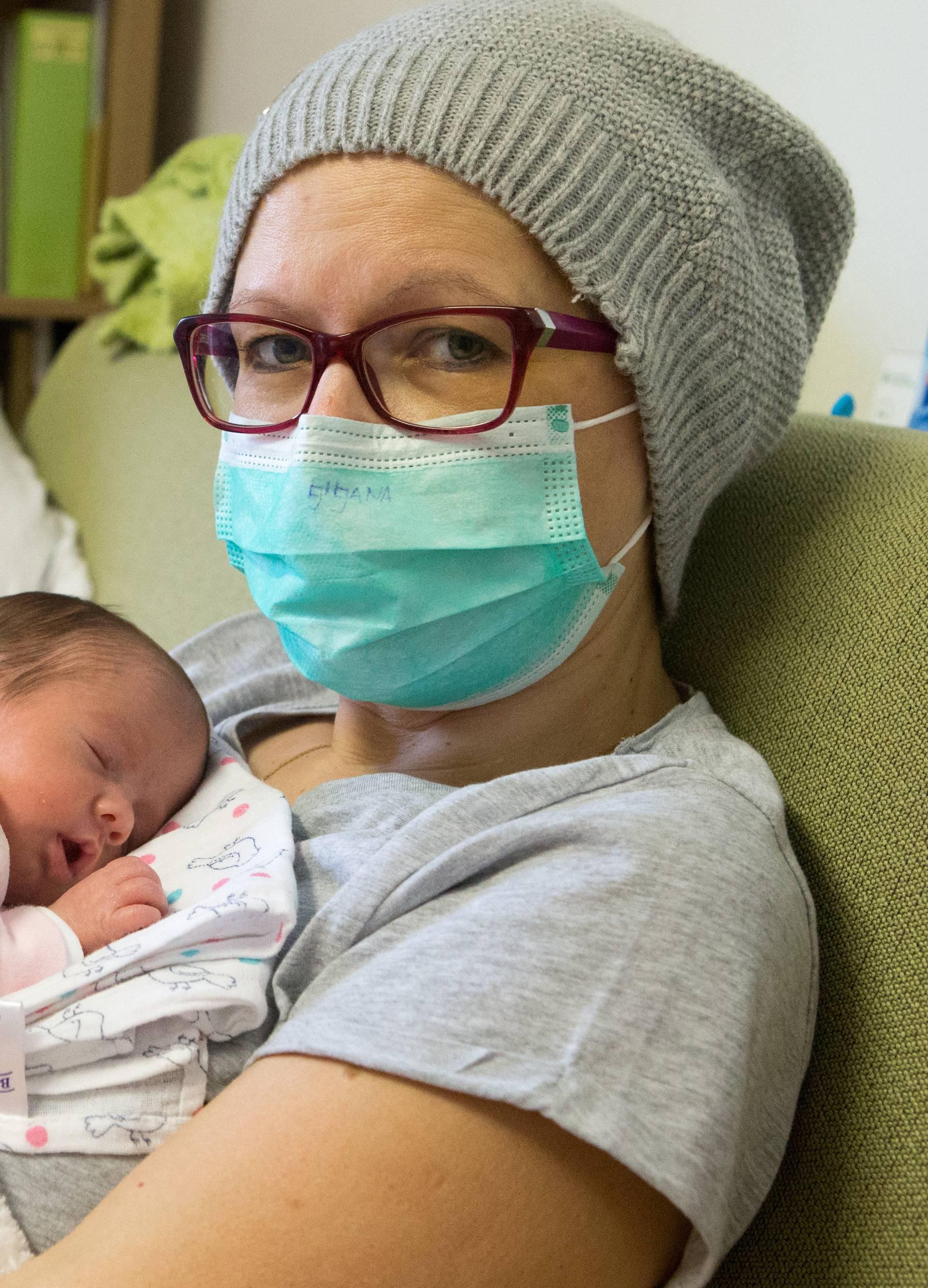 'Marija je Božji dar, rodila sam i odmah su mi operirali tumor'
