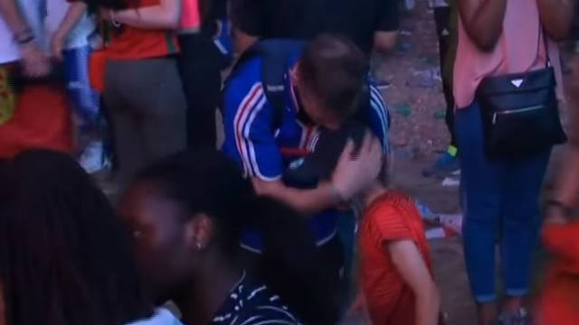 Portugalski dječak zaustavio je suze Francuzu i ganuo svijet...