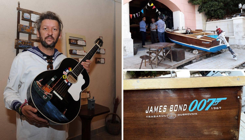 'Ukrali su mi mali drveni gliser kakav je vozio i James Bond'