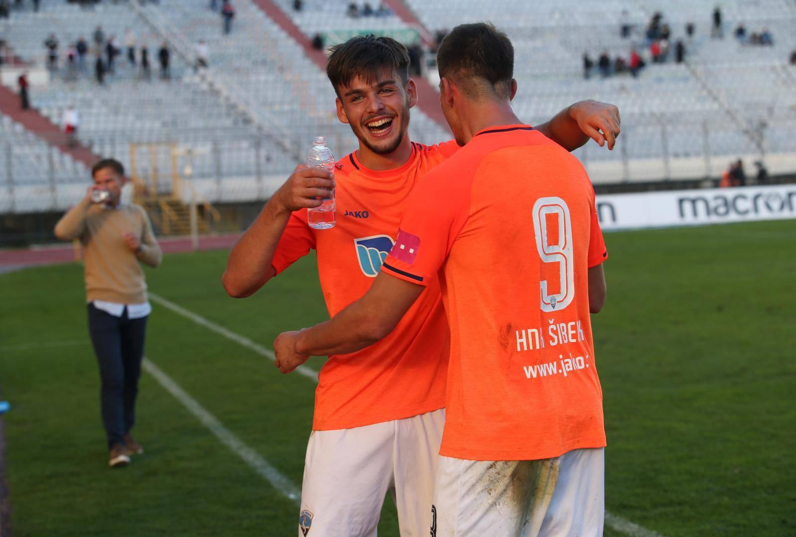 Hajduk i Šibenik sastali se u 8. kolu HT Prve lige
