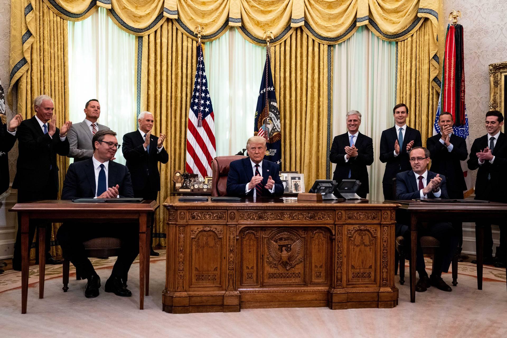Nominacija za Nobela ide vladama Srbije, Kosova i SAD-a
