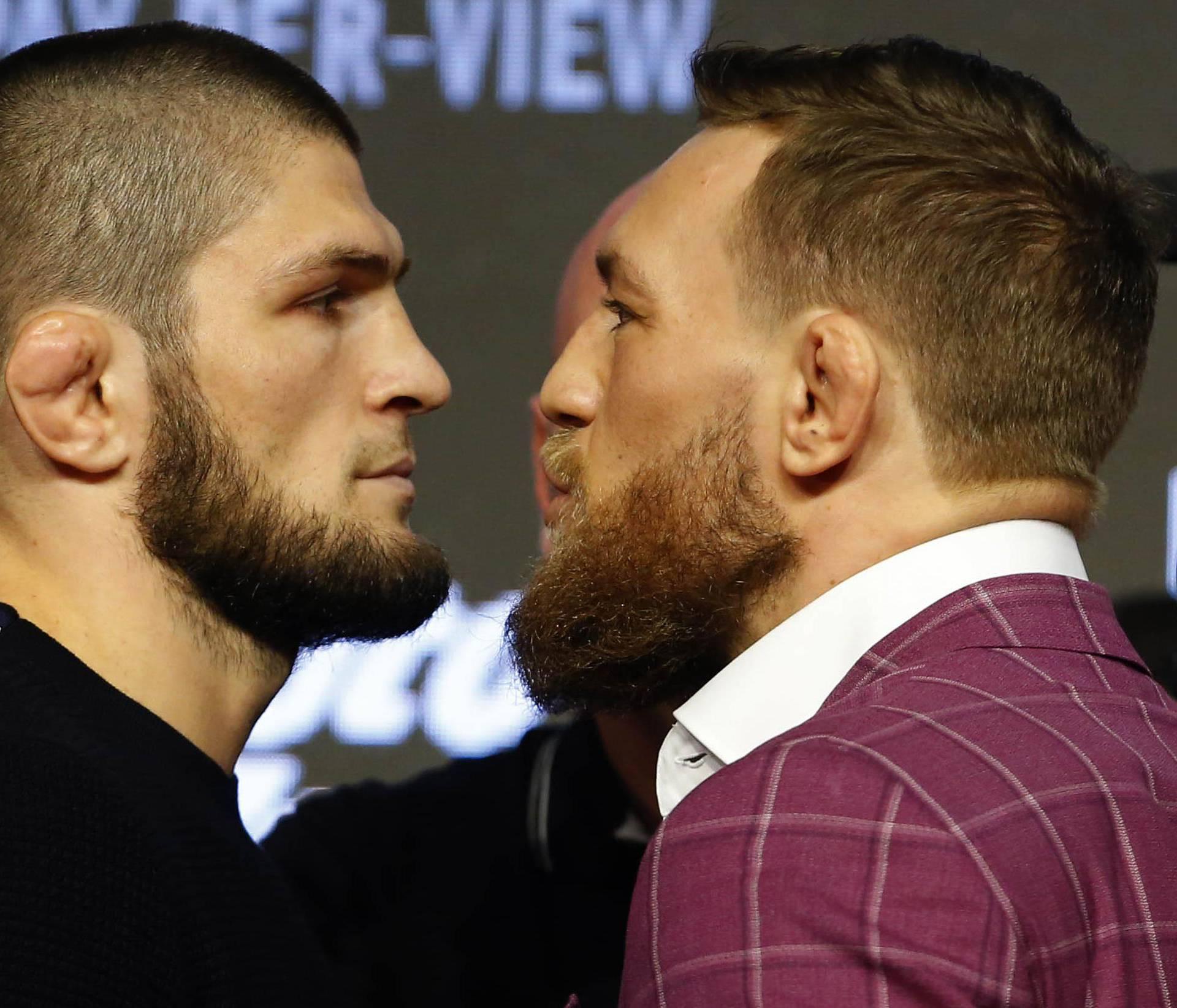 MMA: UFC 229 - Press Conference