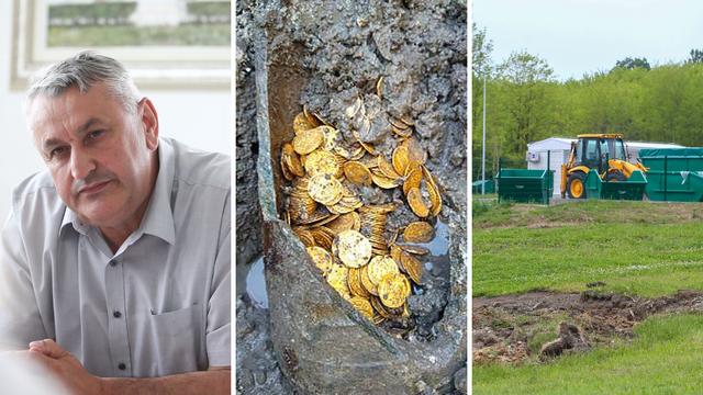 Radnici su iskopali zlato, ali ubrzo je misteriozno nestalo...