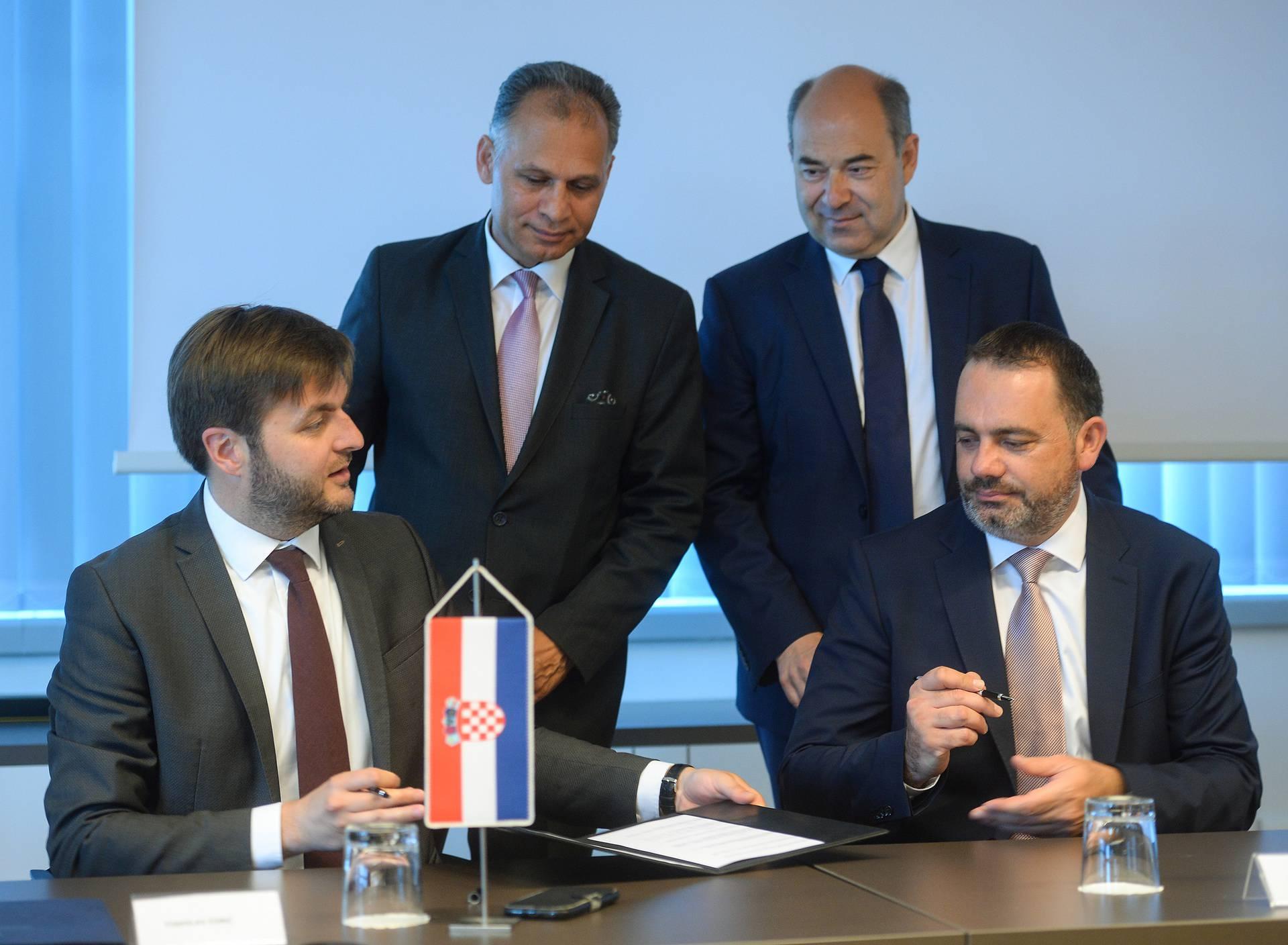 Potpisan ugovor o financiranju struje unutar romskih naselja