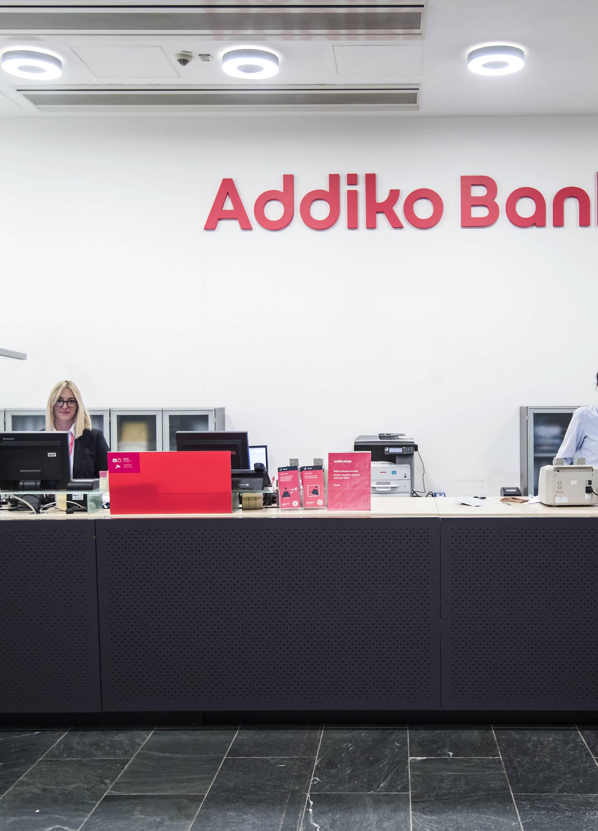 Addiko je najbolja banka u poslovanju s građanstvom