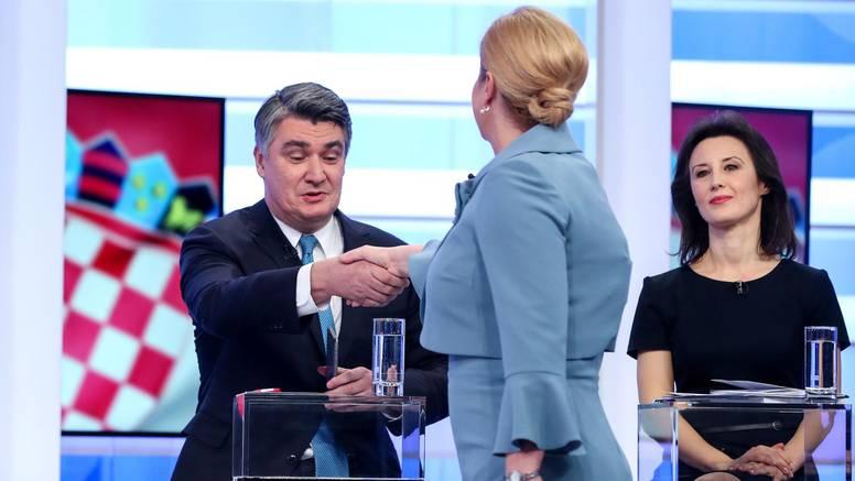 Predsjednik Milanović se prije izbora rado družio na kavi sa  'samodopadnom narikačom'