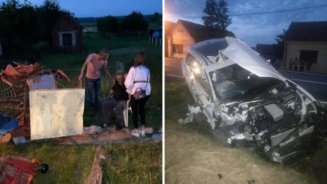 Preminuo traktorist kojeg je kod Slatine udario pijani vozač