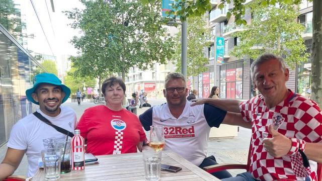 Englez Nabil: Zaljubio sam se u 'vatrene', Modrića i Hajduk...