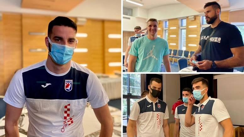 Okupili se rukometaši: Puno je novih lica, a kapetan je Šebetić