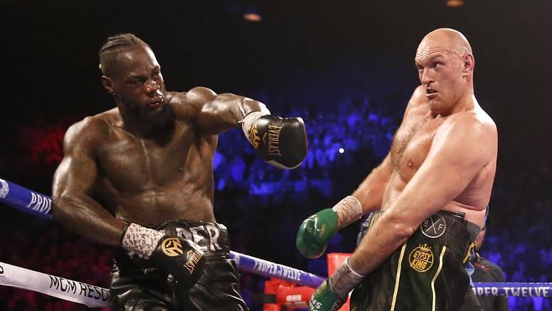 Fury: 'Ne razmišljam o boksu. Ja se više ni ne moram boriti...'