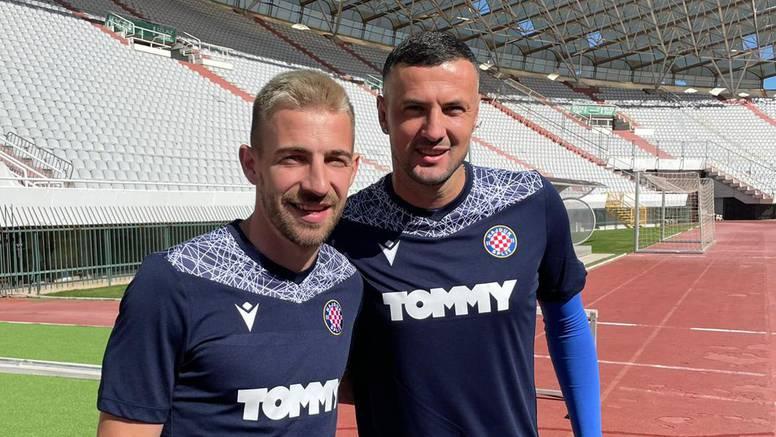Suba: Hoće li Hajduk biti prvak? Nisam čarobnjak da to znam... Melnjak: Bolje od ovog ne može