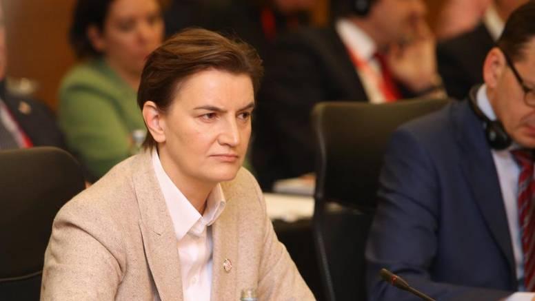 Brnabić: U Hrvatskoj na djelu zastrašujuća revizija povijesti