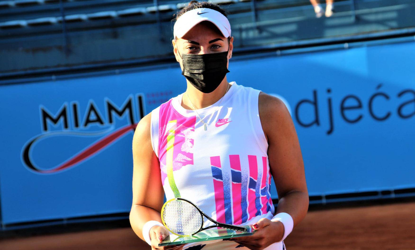 Zadnji turnir osvojila je prije pet godina pa se vratila sa stilom