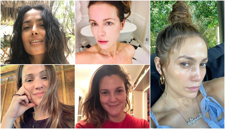 Slavne ljepotice u prirodnijem izdanju: Šminka im čini čuda