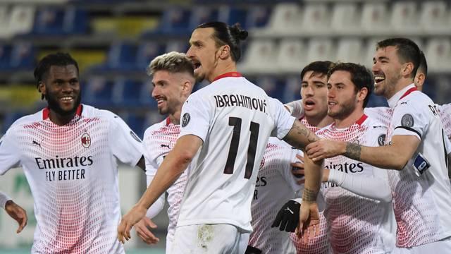 Serie A - Cagliari v AC Milan