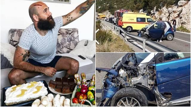 'Još sam šokiran': Pobjednik Farme imao prometnu nesreću
