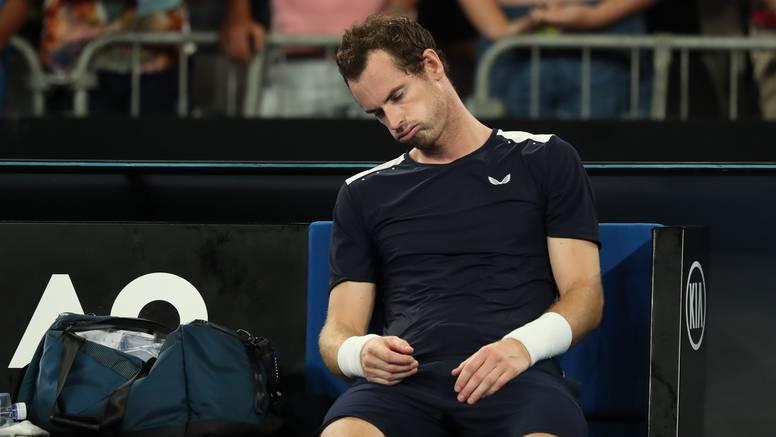 Prije dvije godine tu se oprostio od tenisa, a sad se vraća: Andy Murray dobio pozivnicu za AO
