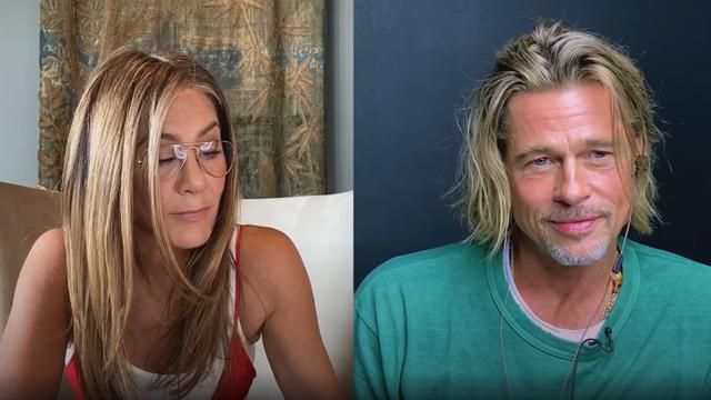Jennifer je flertovala s Bradom: Tako si seksi, hoćeš doći k meni?