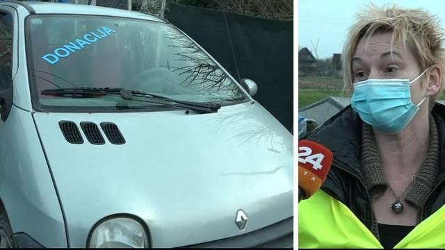 Donacija volonterima: Ostali bez auta pa im poklonili novi...