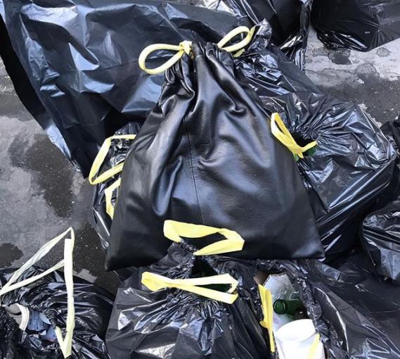 Što je ovo, torba ili vreća za smeće? I to stoji 2700 kuna?