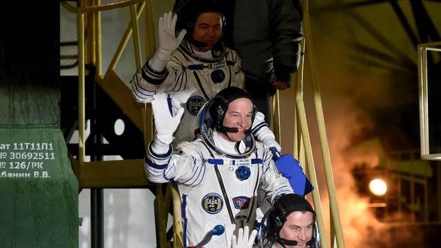 Svježe snage: Američko-ruska posada doputovala je na ISS