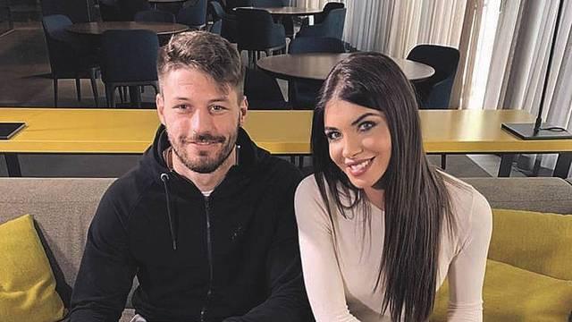 Iva Šarić i Bruno Petković čekaju bebu: 'Sin stiže krajem ožujka'
