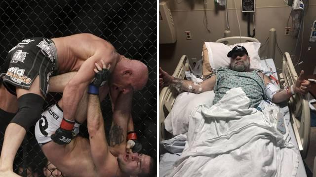 MMA legenda Coleman preživio srčani udar i sam se odvezao u bolnicu: Nije vrijeme da umrem