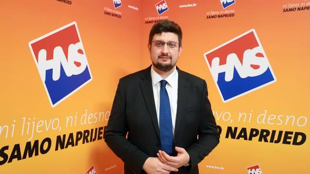 Stjepan Čuraj novi  predsjednik HNS-a: Stranka ima budućnost
