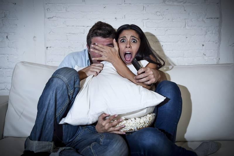 Ljubitelji horor filmova se bolje nose s pandemijom Covida-19