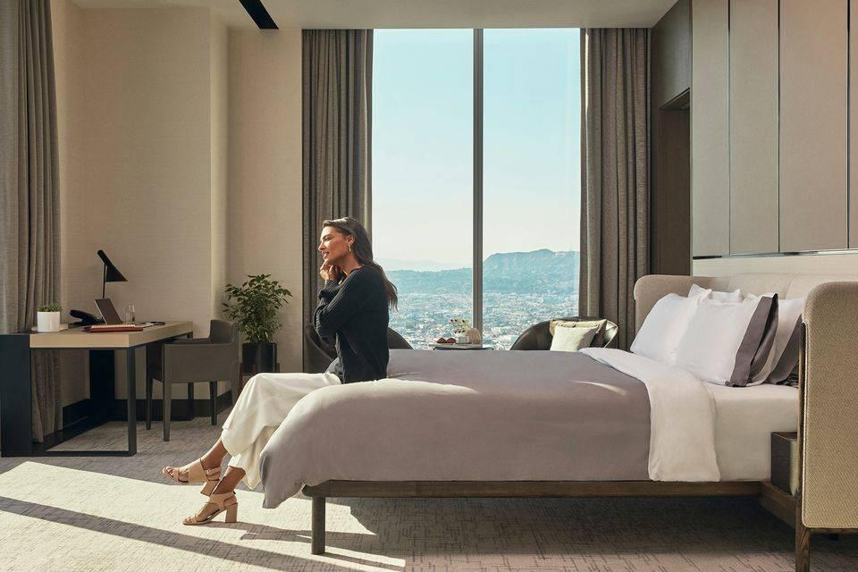 Korona uvjeti: Luksuzni hoteli lansiraju paket 'rada iz hotela'