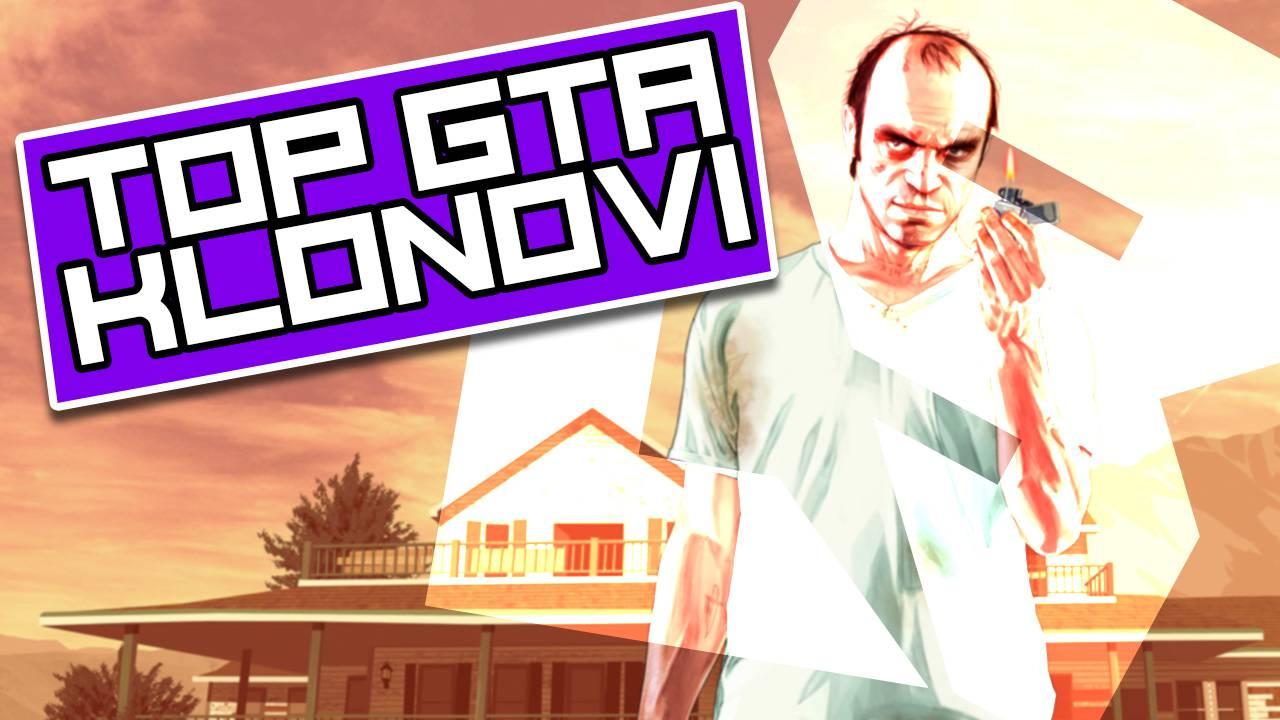 Maksimalna besramnost: Najveće GTA kopije ikada