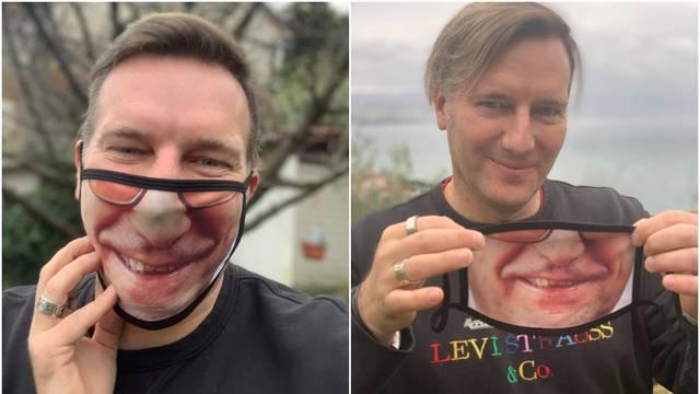 Šajeta osmislio hit maskice s likom Tuđmana pa sve nasmijao
