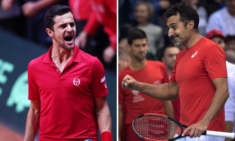 Hrvatsko-srpski par zaigrat će na teniskom turniru u Sofiji...