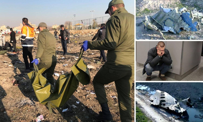SAD: Srušili su avion, mislili da je vojni; Iran: To su velike laži!