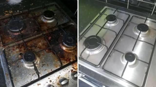 Uz samo jedan proizvod riješite se prljavštine na kuhinjskim pločama: Zablistat će kao nove