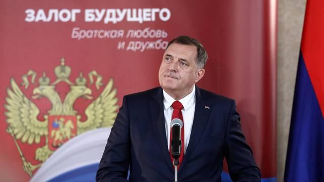 Istočno Sarajevo: Konferencija za medije Sergeja Lavrova i Milorada Dodika